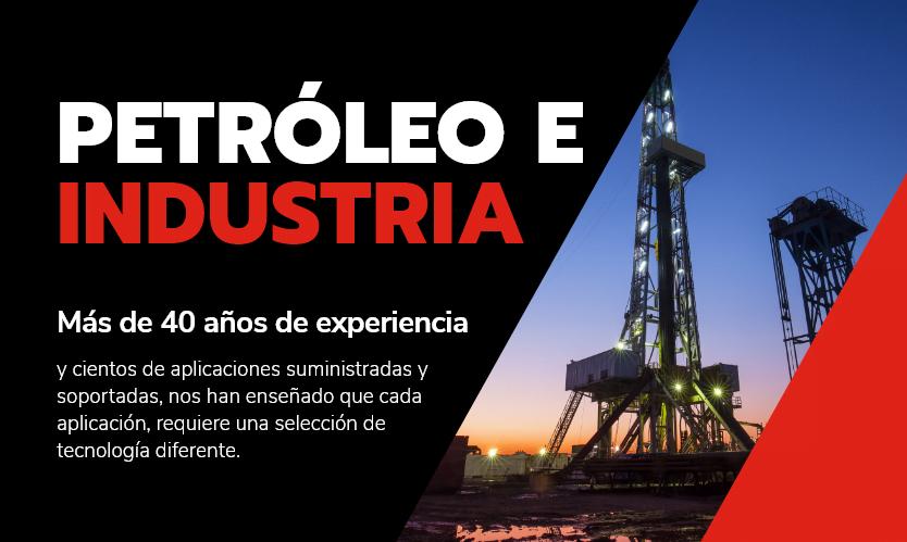 Petróleo e industria más de 40 años de experiencia, Trienergy petroleo e industria