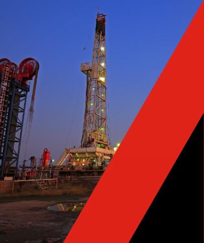 Soluciones de energía, Trienergy petroleo e industria
