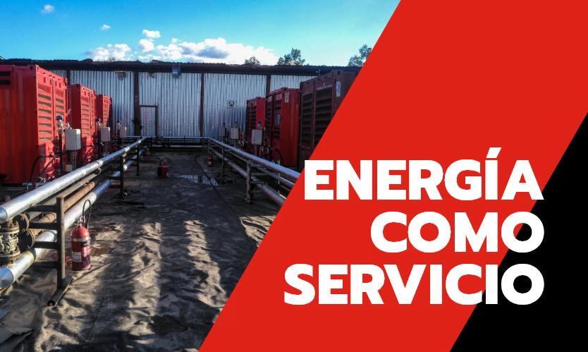 Energía como servicio, Trienergy petroleo e industria