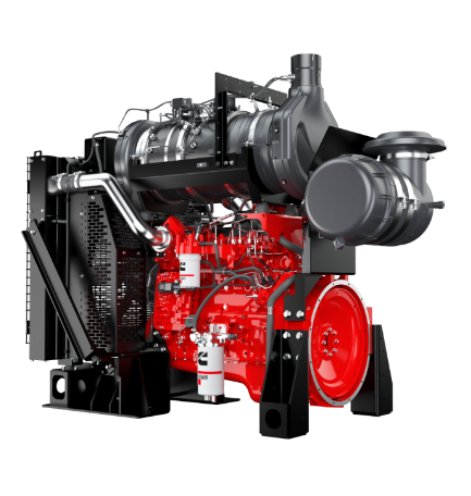 Motor Cummins POWER UNITS, Trienergy petroleo e industria
