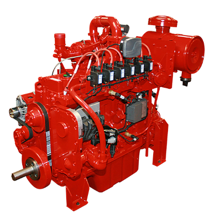 Motor Cummins QSL9G, Trienergy petroleo e industria