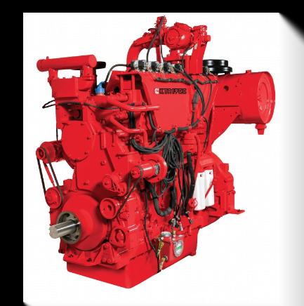Motor Cummins QSX15, Trienergy petroleo e industria