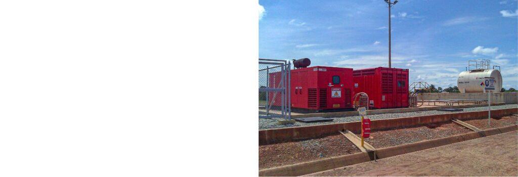 energía como servicio, Trienergy petróleo e industria