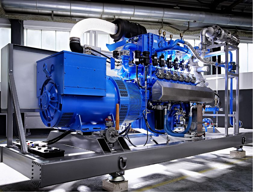 suministro de sistemas de energía, Trienergy petróleo e industria